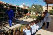 Plantamos en nuestro huerto