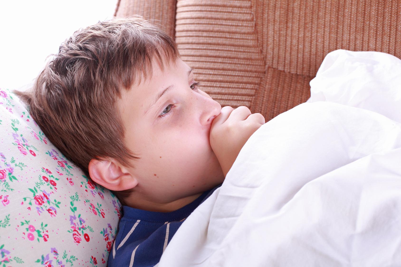 Guía orientativa para identificar la tos de los peques