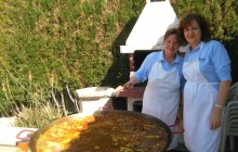 La paella de Primavera de Marisefa y Rosi