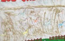 Murales de los caballos