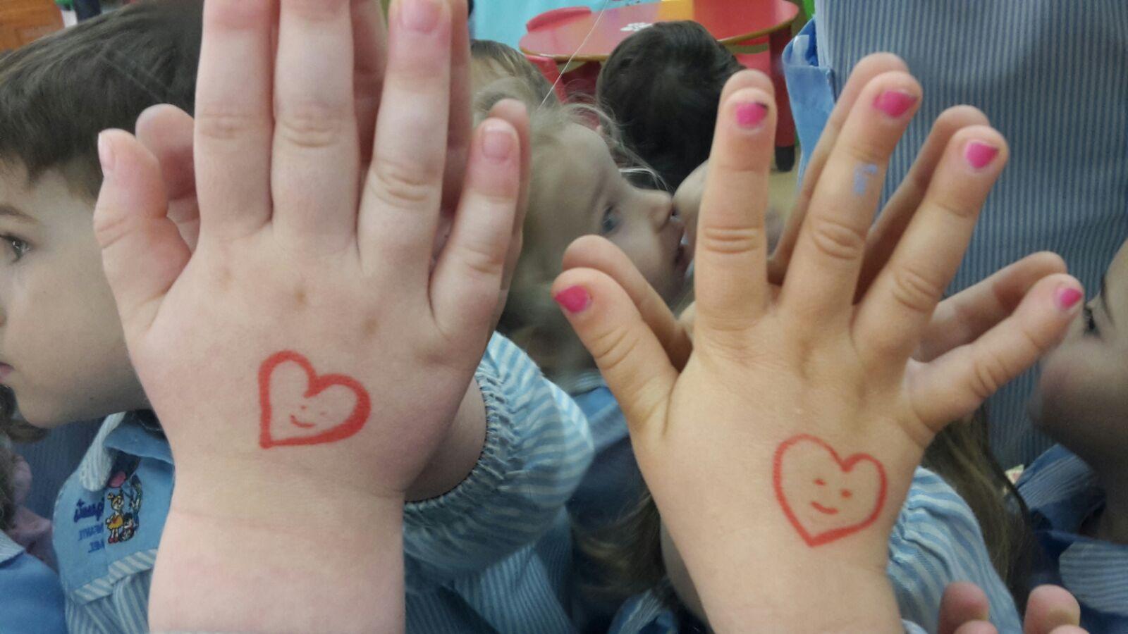 Amor para todos en la escuela