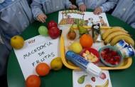 Hacemos macedonia de frutas