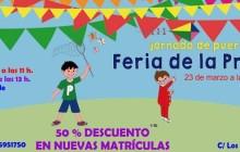 Feria de la primavera 2019