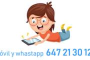 TELEFONO/WHATSAPP DE CONTACTO